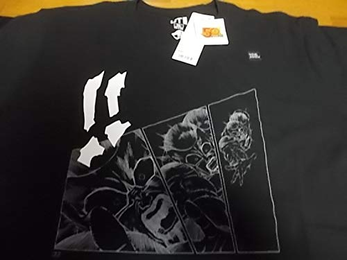 ドラゴンボール フリーザ コラボ Tシャツ XXL 黒 uniqlo ユニクロ 週刊少年ジャンプ50周年記念モデルの商品画像