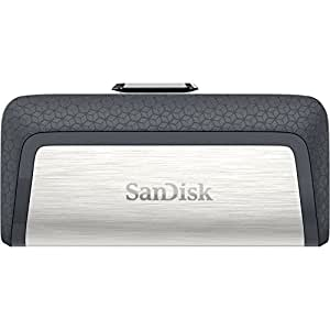 SanDisk 128GB Ultra Dual Drive USB Type-C - SDDDC2-128G-G46