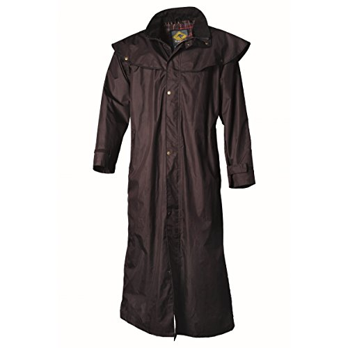 Coat Scippis Signori Stockman Rain Wear Brown w7v7qnHE1