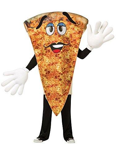 Rasta Imposta Pizza Mascot