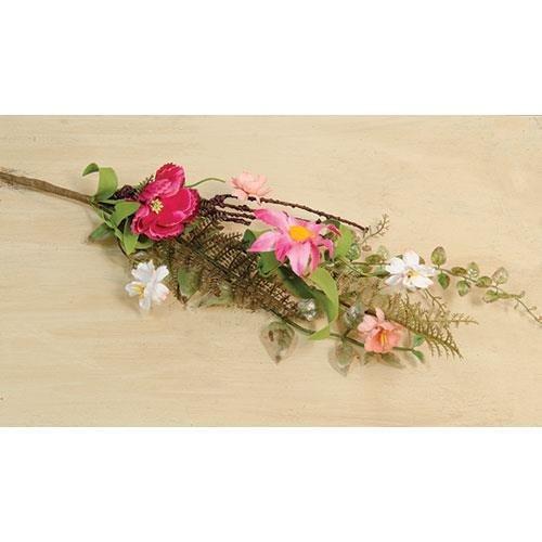 Heart of America Pink Gardenia Spray 18''