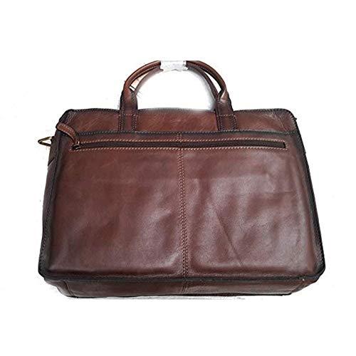 Wildfire Marrone Briefcase Avirex Pelle Uomo In Wld 24421 bw Cartella 4ddZawAxq