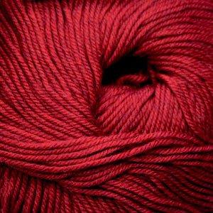 Cascade Yarns - Cascade 220 Superwash DK Yarn #1922 Deep Red Heather