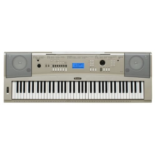 Yamaha Pro Portable Keyboard Piano - 1