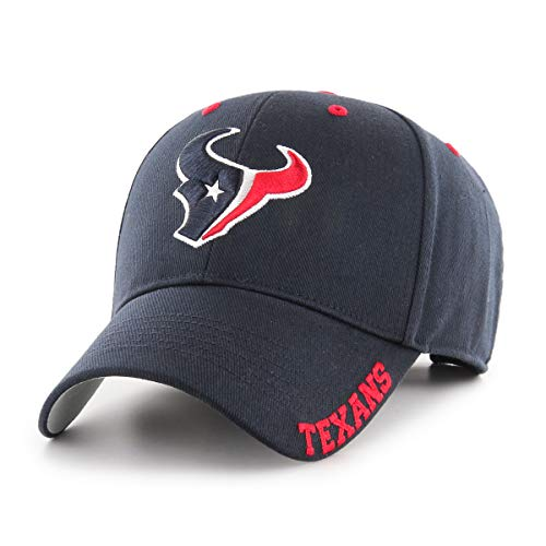 NFL Houston Texans Blight OTS All-Star Adjustable Hat, Navy, One Size]()