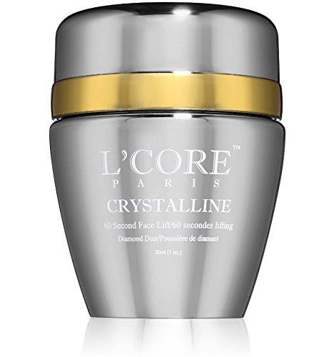 L'Core Paris Crystalline 60 Sec Face Lift Cream L'core Crystaline 60 Sec Face Lift Cream- 1oz/30ml - The BEST 60 seconds cream - Anti Aging, Tightening and Lifting Mask