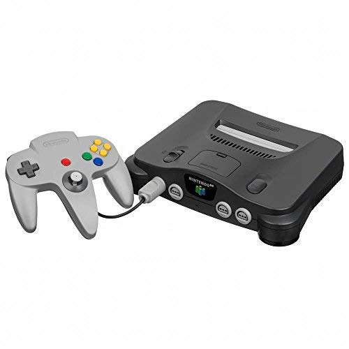 Nintendo 64 N64 Box - Nintendo 64 System - Video Game Console (Renewed)