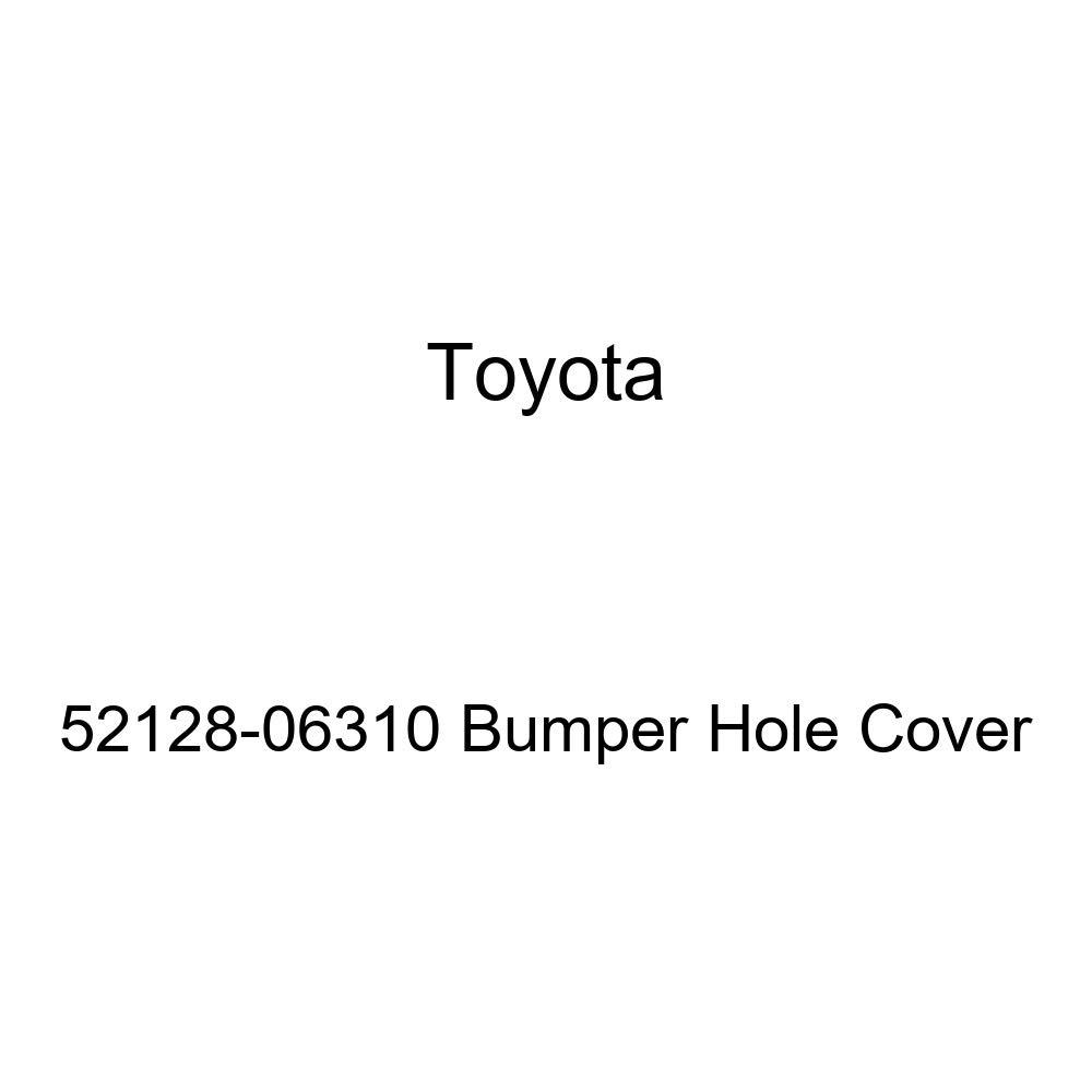 Genuine Toyota 52128-06310 Bumper Hole Cover