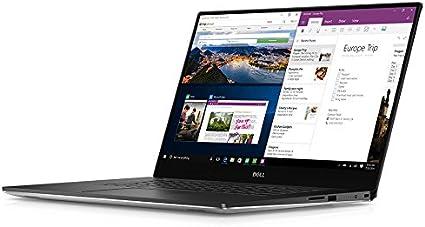 Dell XPS 15 15.6-Inch Full HD Laptop (Intel Core i7-6700HQ Quad Core Processor, 8GB RAM, 256GB Solid State Drive, Windows 10 Home)