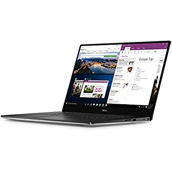 Dell XPS 15 15.6-Inch Full HD Laptop (Intel Core i7-6700HQ Quad Core Processor, 8GB RAM, 256GB Solid State Drive, Windows 10 Home)