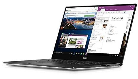 Dell XPS 15 15 6-Inch Full HD Laptop (Intel Core i7-6700HQ Quad Core  Processor, 8GB RAM, 256GB Solid State Drive, Windows 10 Home)