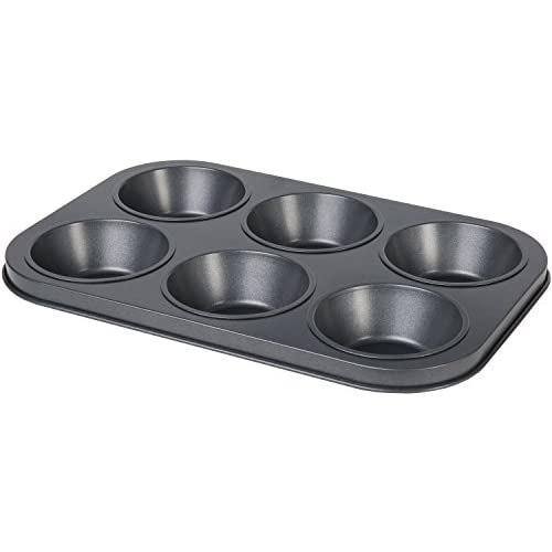 Cake Baking Pans with Cupcake and Cookie Sheet - 5 Pc Set