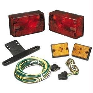 Loader Ez Boat Trailer - Wesbar Submersible 407515 PWC Tail Light KIT