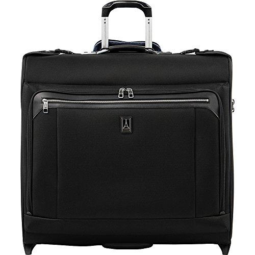 Travelpro Luggage Platinum Elite 50' Rolling Garment Bag, Suitcase, Shadow Black
