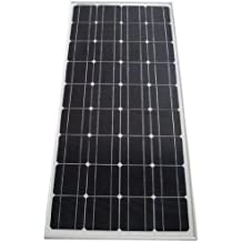 WirthCo 23137 Battery Doctor 130W Monocrystalline Solar Charger Kit