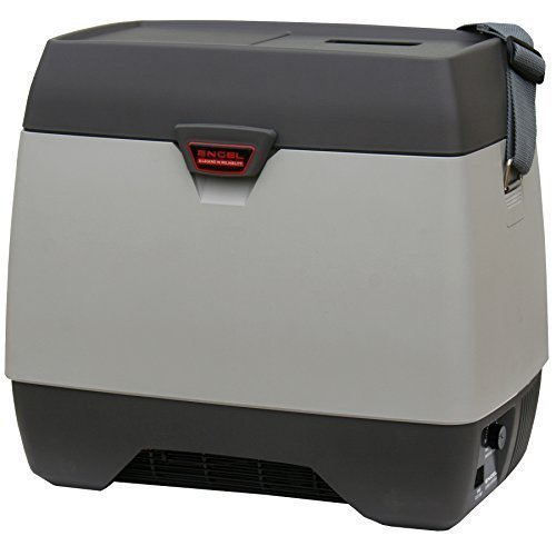 ENGEL 12 Volt DC Portable Top-Opening Fridge/Freezer - 14 Qt