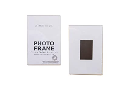 9c706293871 Amazon.com - 4x6 Clear Acrylic Picture Frame Magnet  Magnetic ...