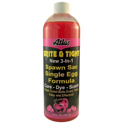 Atlas Mikes Brite and Amp 3-in-1 Sac//Single Formula for Making Eggs