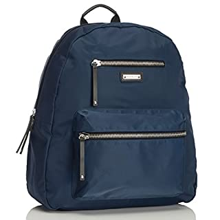 Storksak Charlie Backpack Diaper Bag, Navy