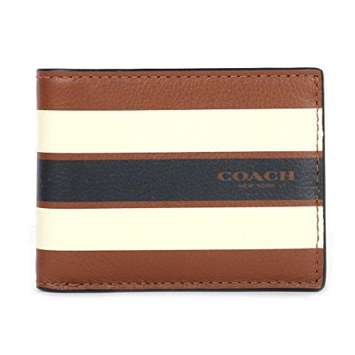 Coach Billfold Varsity Leather Wallet