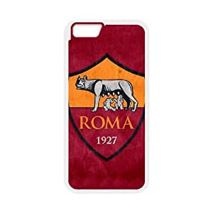 iPhone6 Plus 5.5 inch Phone Case White As Roma Logo ES3TY7871478
