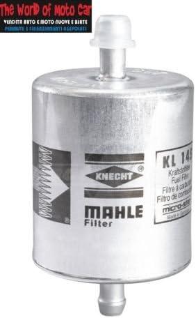 Mahle original kl14 Filtro de combustible Gasolina