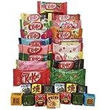 (US) TONOSAMA CANDY SELECTION 30, Japanese Kit Kat 17 pcs & Tirol 13 pcs.