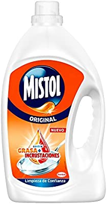Mistol Lavavajillas Original - 3500 ml: Amazon.es: Amazon Pantry