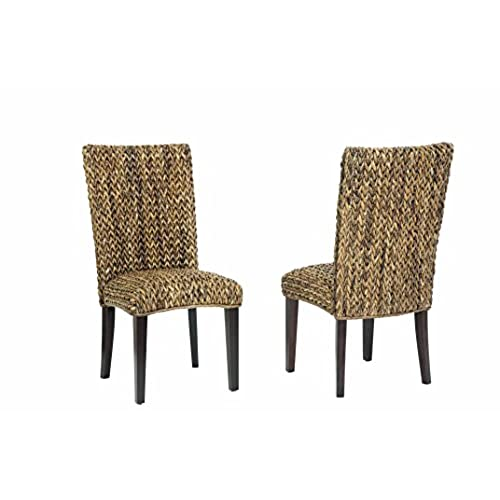 Amazon Dining Chairs: Woven Dining Chair: Amazon.com