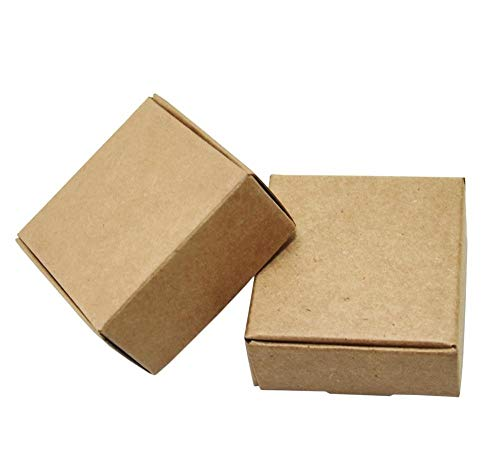 Mr Paper Cup 3 Play Small Corrugated Boxes | Small Shipping Boxes | Corrugated Packaging Boxes Size: 4.5 Inch x 4.5 Inch x 1.5 Inch Pack of 100 Boxes Price & Reviews