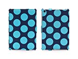 Griffin Mineral Blue Dots Multi-Positional Journal Case for iPad mini - Folio case