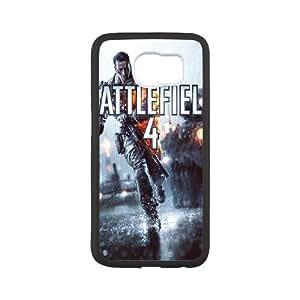 Battlefield 4 Samsung Galaxy S6 Cell Phone Case Black 91INA91220257