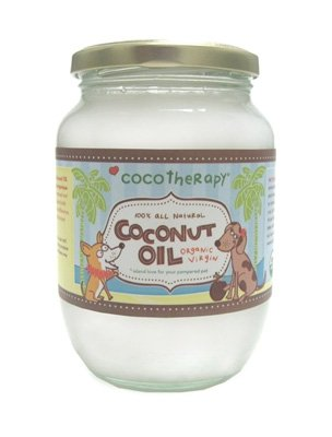 CocoTherapy Organic Virgin Coconut Oil, 16 oz, My Pet Supplies