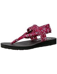 Skechers Women's MEDITATION - STUDIO KICKS Sport Sandals
