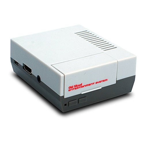 [NES case for Raspberry Pi 3,2 and B+ by Old Skool Tools] (Wireless Enclosure)