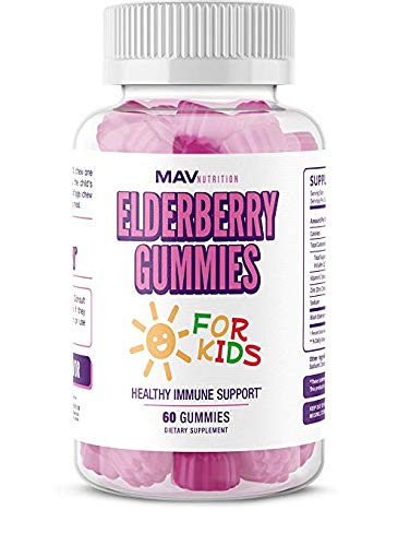 Best Elderberry Herbal Supplements