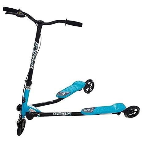 Amazon.com: Sporter Sporter 1 azul Scooter: Sports & Outdoors