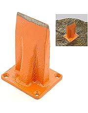 Forest Master© Houtsplijter opzetstuk voor hakblok splijt-tool brandhout kolommen