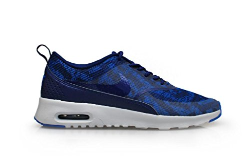Nike Air Max Thea Jacquard - Zapatilla Baja Mujer azul
