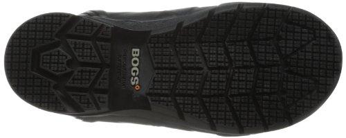 Bogs Mens Turf Stomper Waterproof Work Boot Black