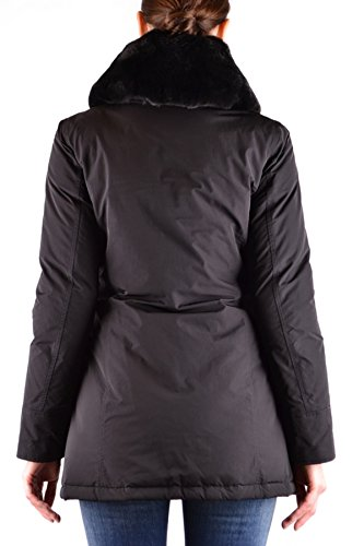 Donna Poliammide Giacca Outerwear Nero Woolrich Mcbi314086o vIBEqqdw