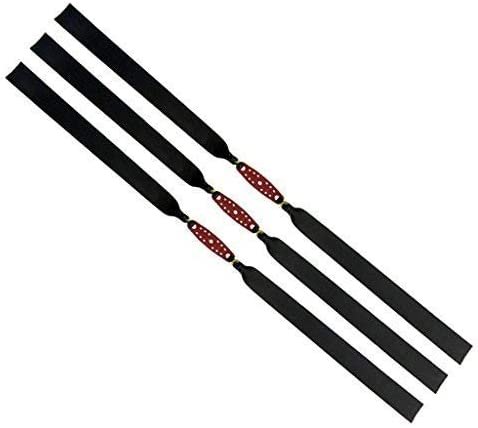 Details about  /10pcs Powerful Slingshot Flat Rubber Bands Hunting Catapult Band Bungee W4D3