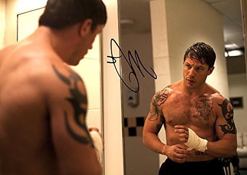 (11.7 X 8.3) Warrior Movie Print Tom Hardy