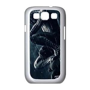 Samsung Galaxy S3 9300 Cell Phone Case White_Spiderman 3 Gqrla