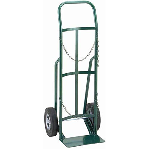 Little Giant TW-40-10P Single Cylinder Cart Truck with Continuous Handle, 10