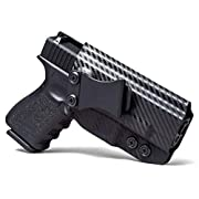Concealment Express IWB KYDEX Gun Holster: fits Sig Sauer P365 - Custom Fit - US Made - Inside Waistband - Adj. Cant & Retention