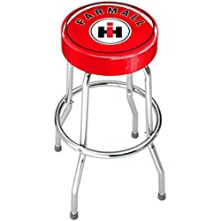 Plasticolor 004773R04 IH Farmall Garage Stool, 1 Pack