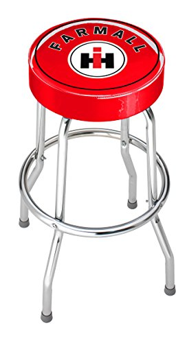 Plasticolor 004773R04 IH Farmall Garage Stool ()