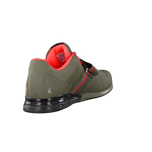 Reebok Crossfit Lifter 2 Weightlifting Shoes Vert Olive cheap high quality Qr5C1