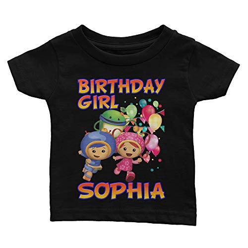 Which is the best umizoomi birthday shirt?